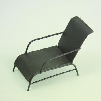 mini garten shop liegestuhl braun. Black Bedroom Furniture Sets. Home Design Ideas