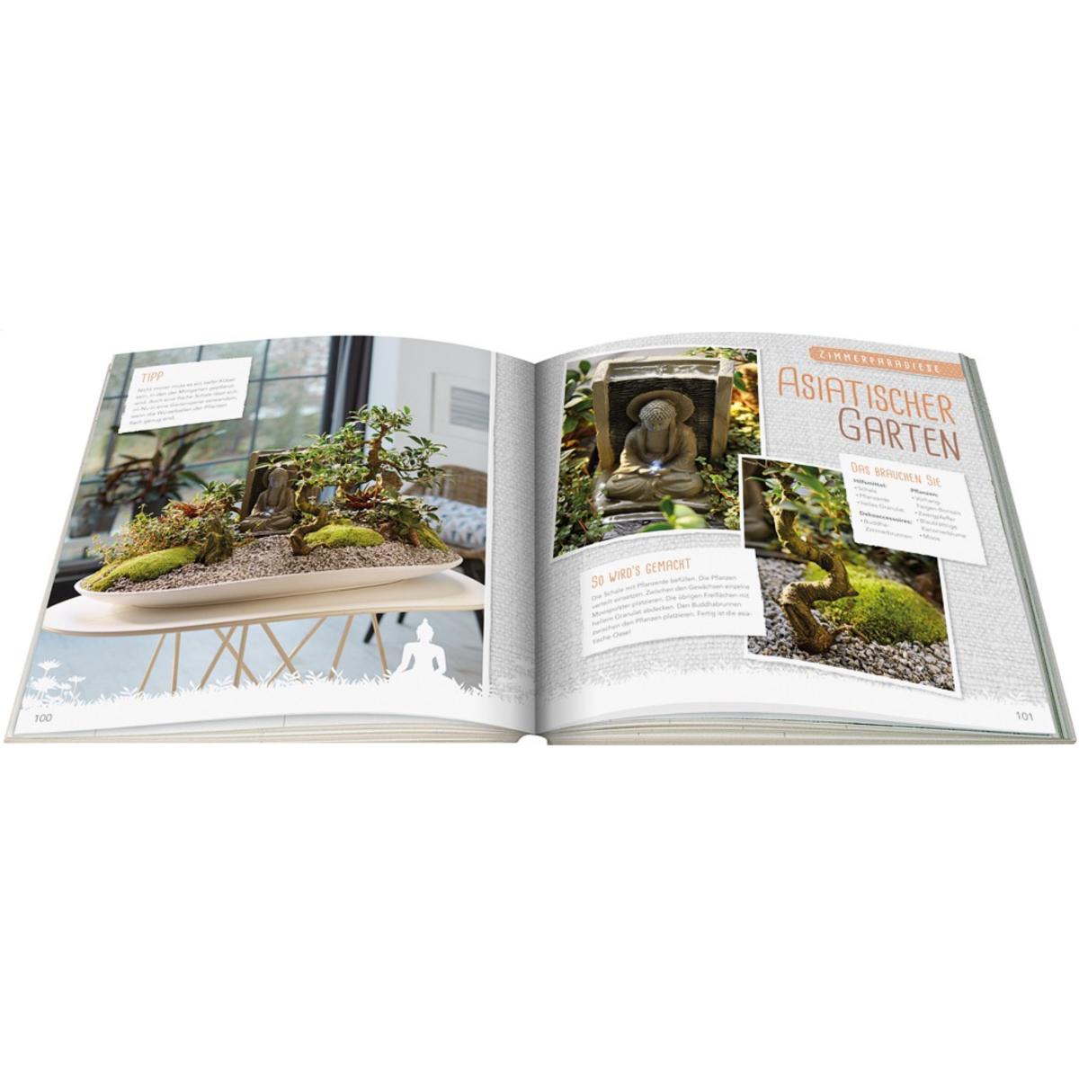 mini garten shop xxs gardening buch. Black Bedroom Furniture Sets. Home Design Ideas